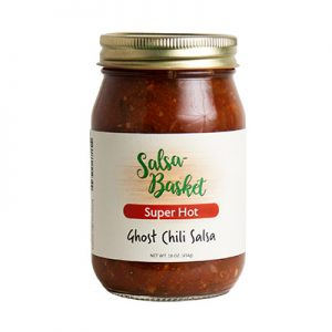 Ghost Chili Salsa