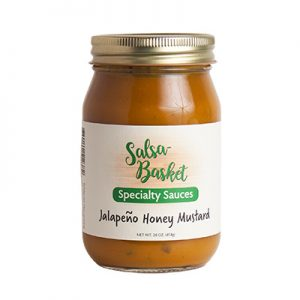 Jalapeño Honey Mustard
