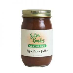 Apple Pecan Butter