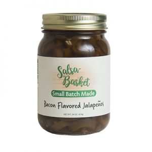 Bacon Flavored Jalapeños
